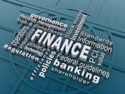 about finance