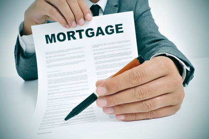 mortgage contract enforcement